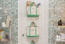 kids room organiser