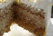 bolo de nozes com damasco