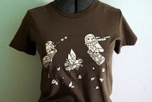 T-Shirts / by Kimberly Hanna