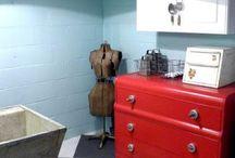 Laundry room / by Allison Lentz
