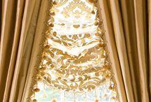 Curtain style...