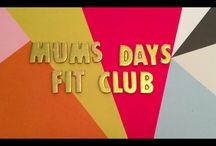 Mums' Days Fit Club / the Mums' Days Fit Club is a place to share ideas and inspire each other to reach our health and fitness goals! Come and join the club :)