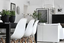 Interior Design / Furniture , colours. and trends used in décor  and accessories