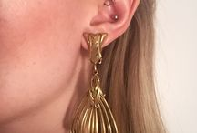 V Ray's Earrings