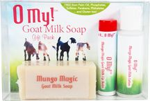 O My!™ Goat Milk Gift Packs