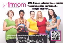 Wellness Professionals Who Support Women / Andrea Pages' Original FITMOM supports women into, through and beyond the childbearing years and we need your help.. Are you a wellness professional who wants top notch knowledge on how to help women through these phases?  We support you to support them. www.fitmomfitness.com