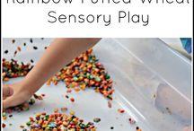 Sensory games ideas