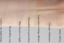 Foundation/Concealer (Swatches+Review) / Swatches + Reviews of Foundations and Concealers
