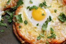 breakfast eggs en croute