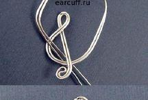 wire jawelry