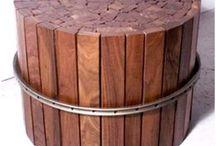 Knutselen met allerhande hout
