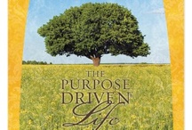 Bible, The purpose driven life