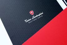 Tonino Lamborghini Boutique Caffe /  Рестайлинг фирменного стиля, производство рекламной продукции.