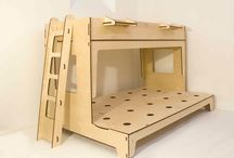 cnc project / bed