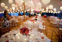 Wedding Decor / Tent, flowers etc. / by Kate O'Neill