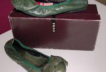 SCARPE BALLERINE GRIFFATE SECOND HAND / In questo album potrete trovare scarpe donna modello ballerine griffate usate in buone condizioni. Per qualsiasi info contattaci pure al 345.1147583 oppure www.reusednchic.it