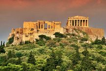 ΕΛΛΑΣ - HELLAS - GREECE - HELLENIC REPUBLIC - Ελληνική Δημοκρατία / Places-Destinations-Tourism