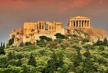 ΕΛΛΑΣ - HELLAS - GREECE - HELLENIC REPUBLIC - Ελληνική Δημοκρατία / Places-Destinations-Tourism