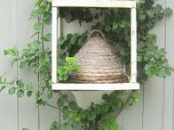 ★ ✩Bee Skeps★ ✩ / by A Primitive Place & Country Journal Magazine