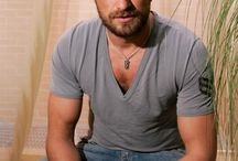 Gerard Butler...yes please