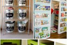 Phoenix playroom /toy storage