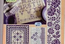 Handcraft - Cross Stitch embroidery