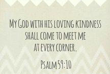 favorite verses
