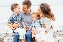 What to wear:  Beach Family Session