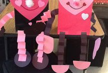 Valentines day-February / by Brittany Hauppa