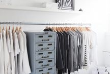 Lovely closets