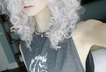 Kinda cool hair :))