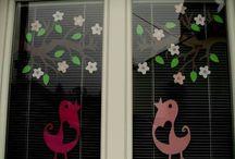Vyzdoba na okna