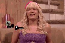 Jimmy Fallon! / s-a-r-a with no h's cuz h's are ewwwwww!!!!