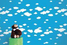 clouds, nuages, nubes