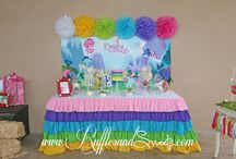 My Little Pony Party by Ruffles & Sweets