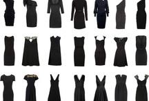 little black dresses / by Lois Feibus