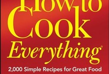 What's Cookin'? / All things cookin' ... cookbooks, smart cooking ideas and/or techniques.  I am not the cook in our household, my husband is.  YES, I KNOW ... I AM BEYOND LUCKY!  And he is an AMAZING cook.  While I don't cook, I do LOVE reading cookbooks and learning new ideas/techniques.  A girl can dream, right?  ENJOY! / by Carla Kaiser Kotrc