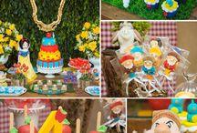 Fiestas Princesas
