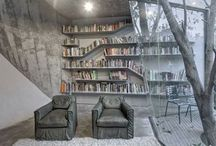 Residential Libraries