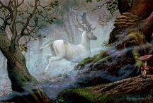 Tattoo - Mythology / Lyssa - maiden. Gaia - mother. Nyx - crone