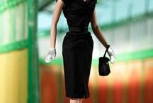 latest obsession silkstone barbie dolls / by NICOLE BLAIR