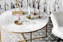 Brass Living Room