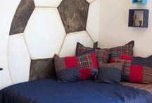 Josh's Room ⚽⛹️