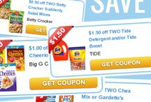 All Things Couponing / by Ashley Schneider