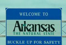 Arkansas / by Kadag Drolma