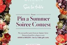 Summer Party Ideas / #summer #garden #party #soiree #ideas / by Maria Proietti