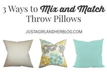 Pillow Decor Tips and Tricks