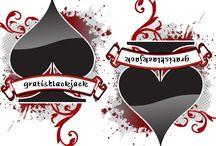 Gratis blackjack / Gratis mee spelen met het leuke online backajck