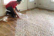 padló nyomtatás