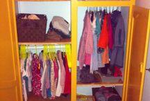 Jo's room / Ce tableau vous montrera la chambre de fille 3 ans . Entre objets chinés, consevés par nos parents, shopés à gauche à droite .. Elle ne ressemble pas aux autres tout en douceur, romantisme et nature !